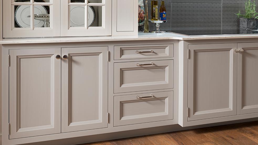Whitney II Tiffany Kitchen Cabinet Fronts