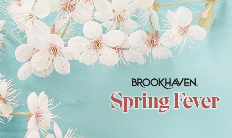 Brookhaven Spring Fever Promotion
